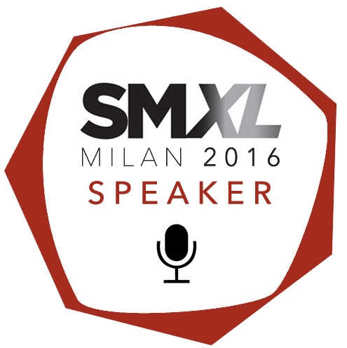 SMXL Milan 2016: Giulio Gargiullo speaker all'evento
